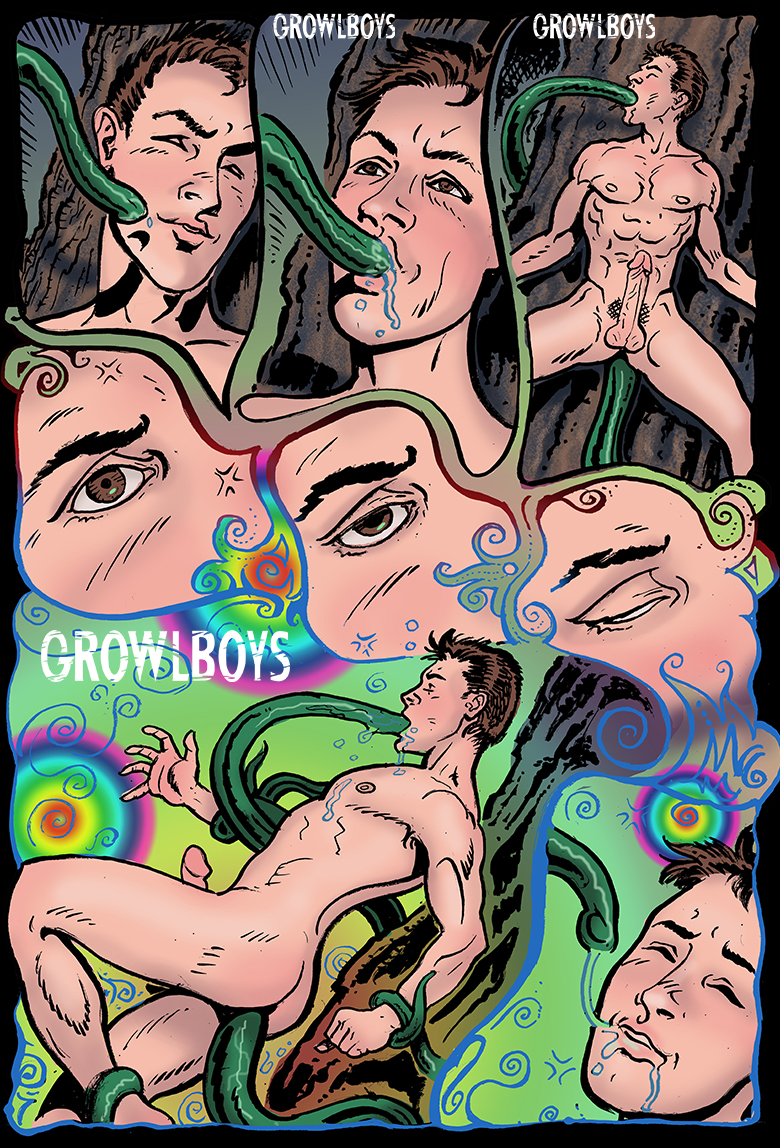 Peculiar Traditions Growlboys Gay Transformation Porn