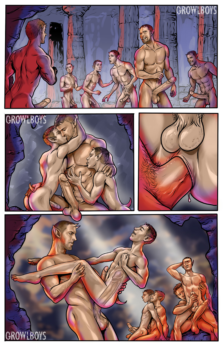 Continues Ride After He Cums